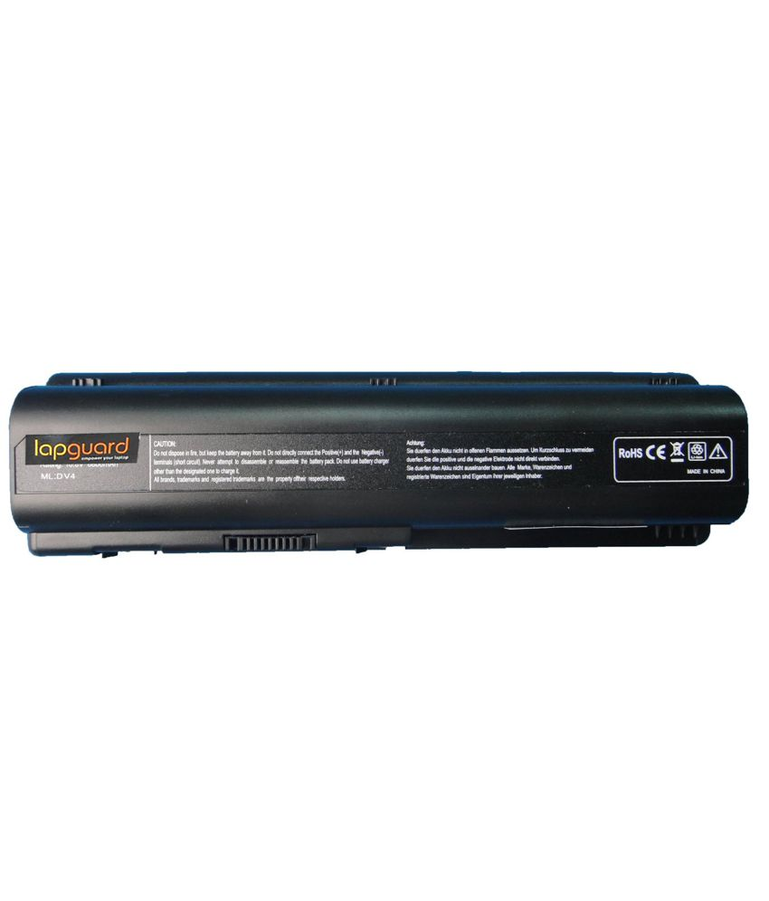 Lapguard Laptop Battery For Hp Pavilion Dv6-1106tx With 12 Cells