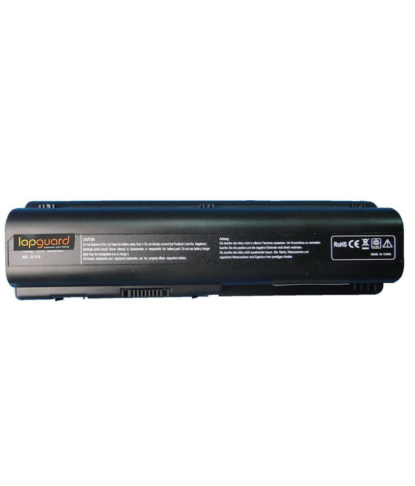 Lapguard Laptop Battery For Hp Pavilion Dv5t With 12 Cells