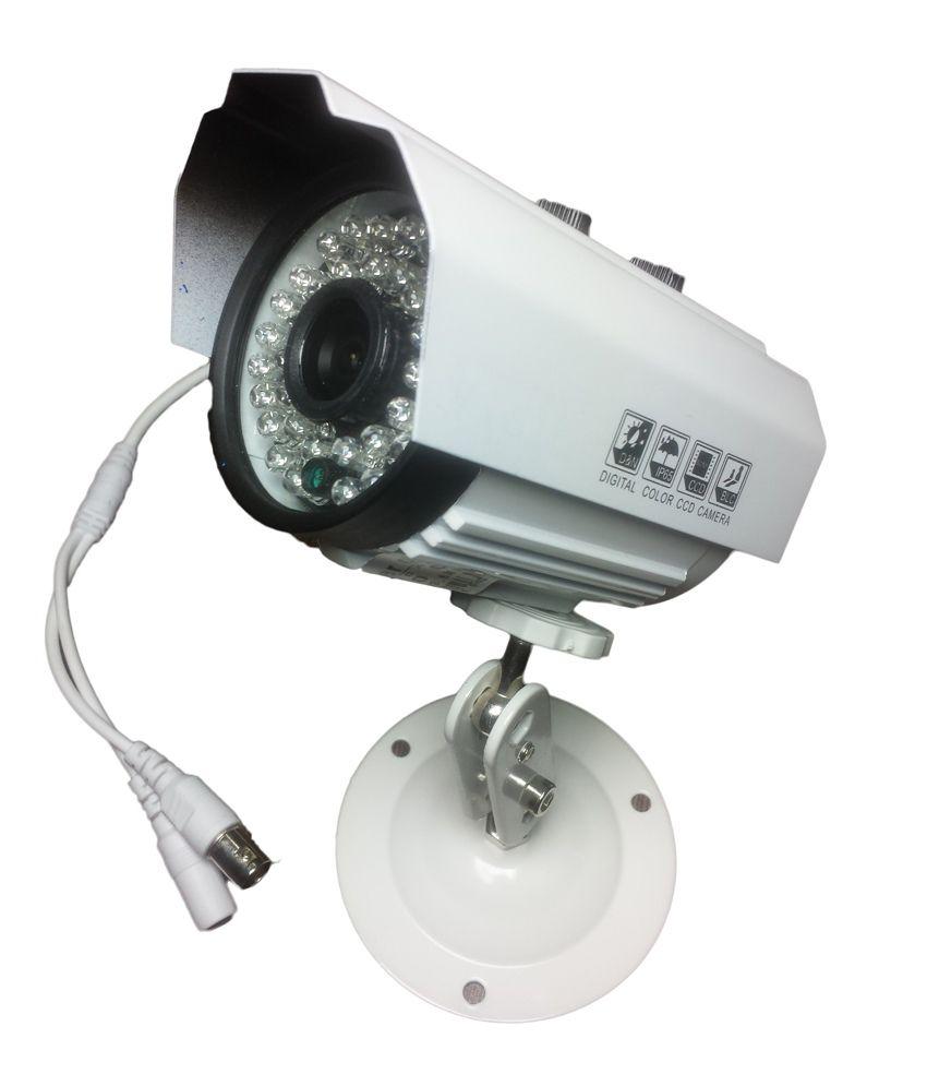 Tech 360 Ir Night Vision Weatherproof Cctv Camera
