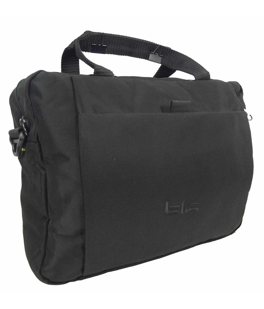 TLC MU2 12.1 inch Tablet Ipad and Laptop Sling Bag (Black)
