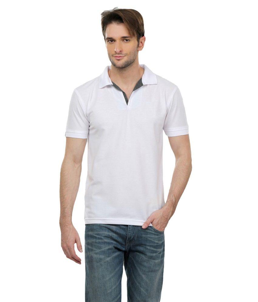 Fajr's White T Shirt