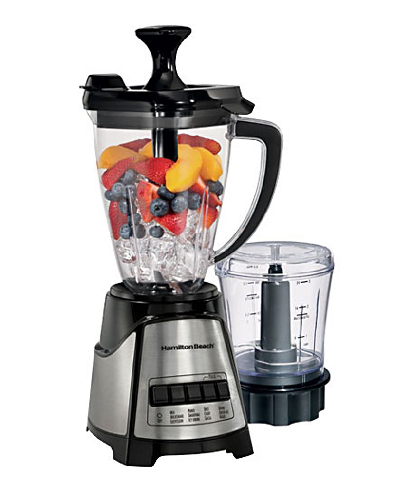 Hamilton Beach 58157-IN MultiBlend Blender and Chopper