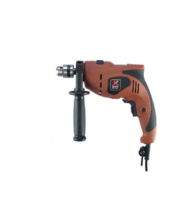 JK Super Drive JKID10VF 10mm Impact Drill