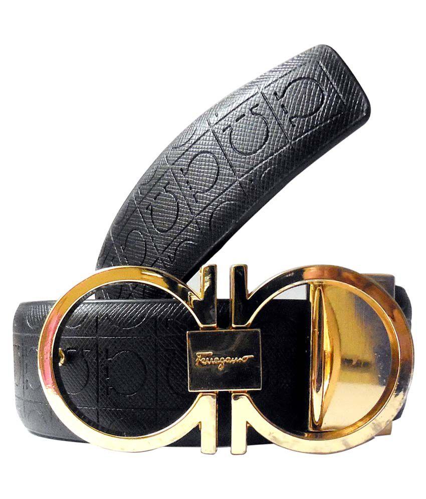 c3fd64d27a7 Ferragamo Italian Leather Belt  Buy Online at Low Price in India ...