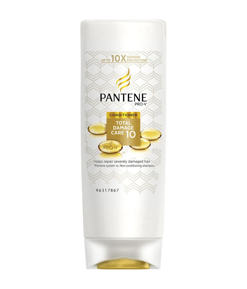 Pantene Total Damage Care Hair Conditioner 75 ml: Buy ...
