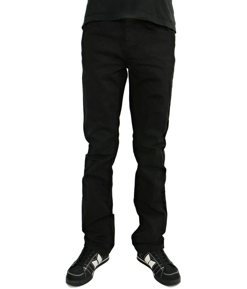 Lee Marc Black Relaxed Basic
