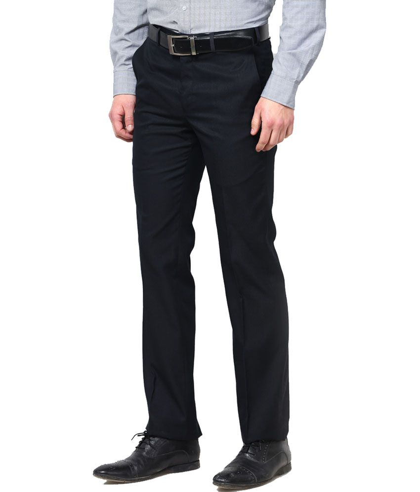 Lee Marc Cotton Blend Formal Trouser