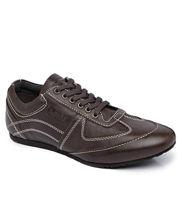 Levi's Brown  Casual Shoes