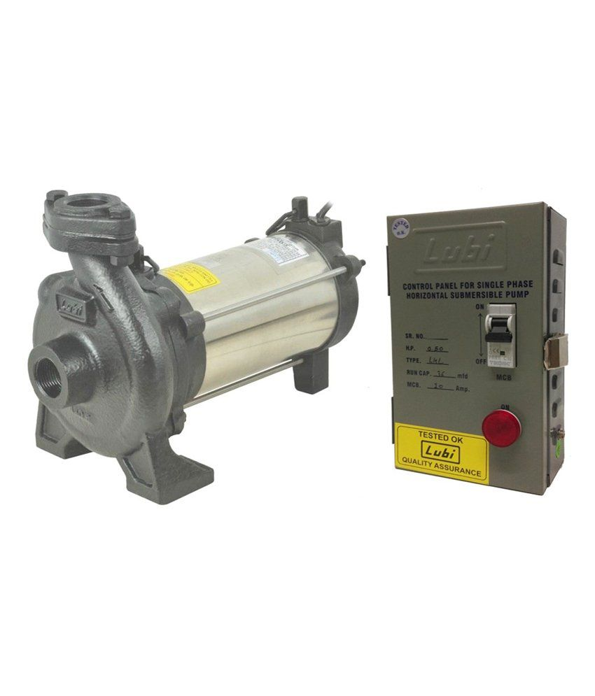 LUBI Single Phase Openwell Submersible Pump (0 5 H P) Price