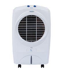 Symphony 45 Ltr Siesta Air Cooler White