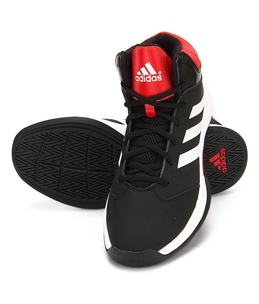 0d782e471f53 Adidas Isolation 2 Black Basketball Shoes Adidas Isolation 2 Black  Basketball Shoes ...