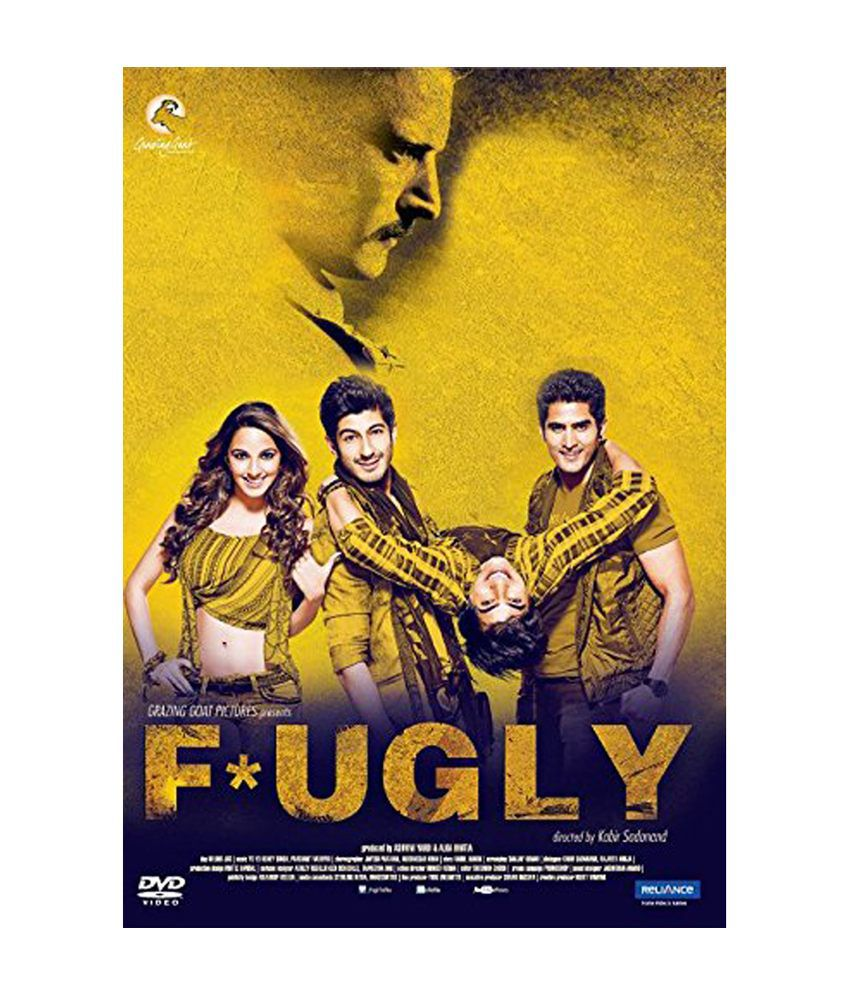 Fugly ( Dvd ) ( Hindi )