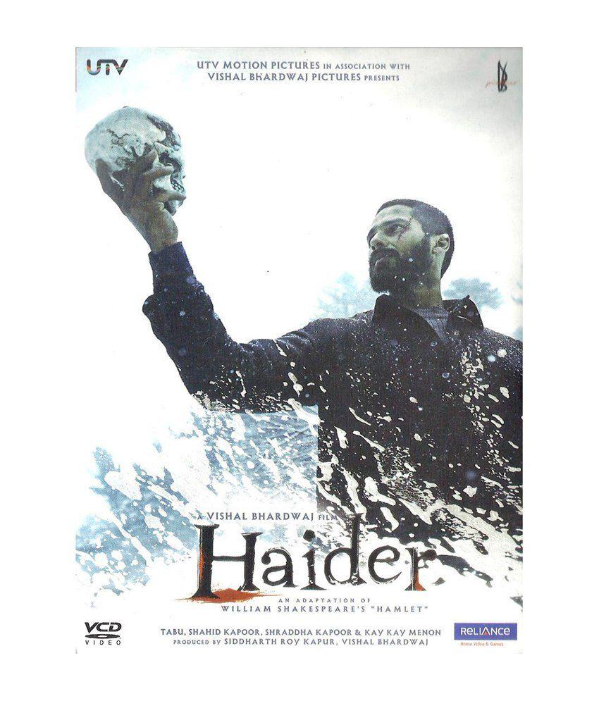 Haider ( Vcd ) ( Hindi )