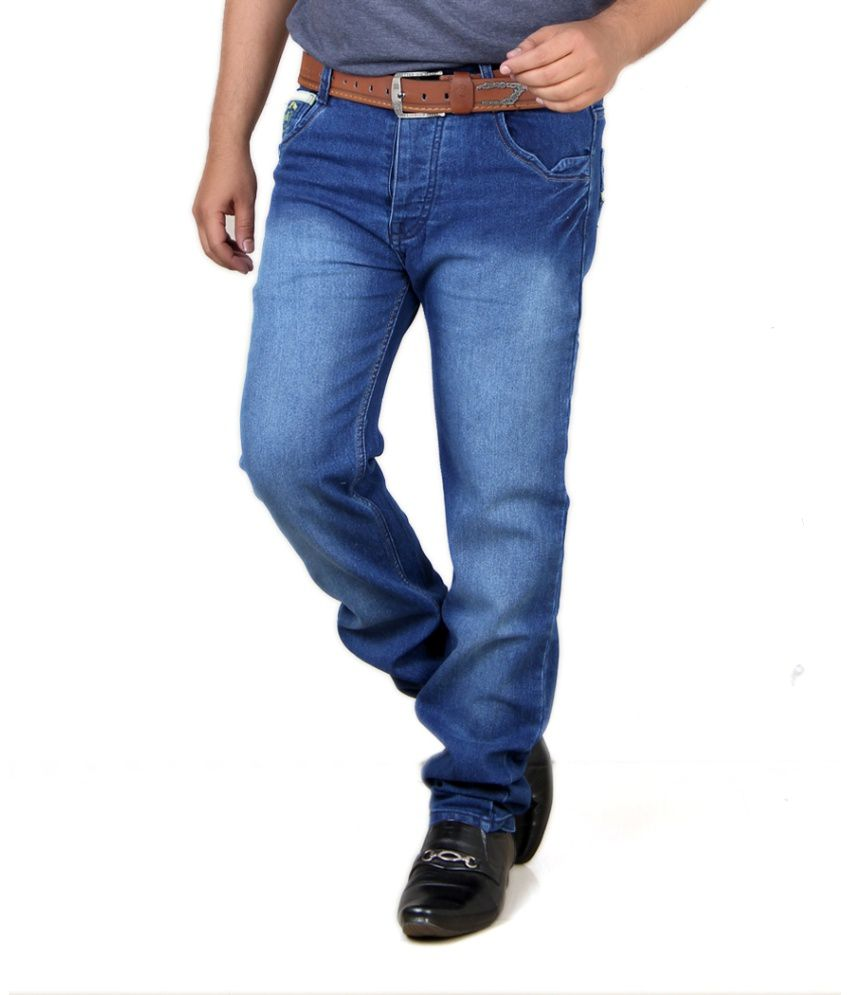 Acro Mens Trendy Strech Denim Jeans