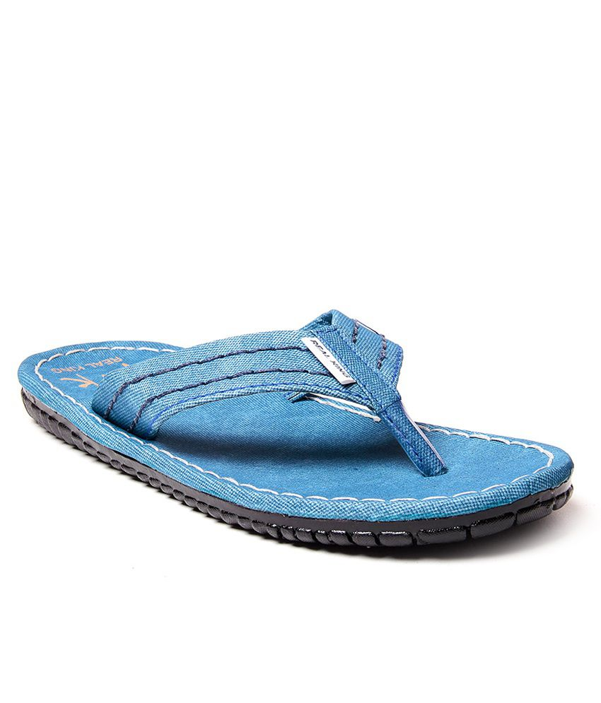 bbad9c67c7e8 Foot Clone Blue Daily Slippers available at SnapDeal for Rs.299