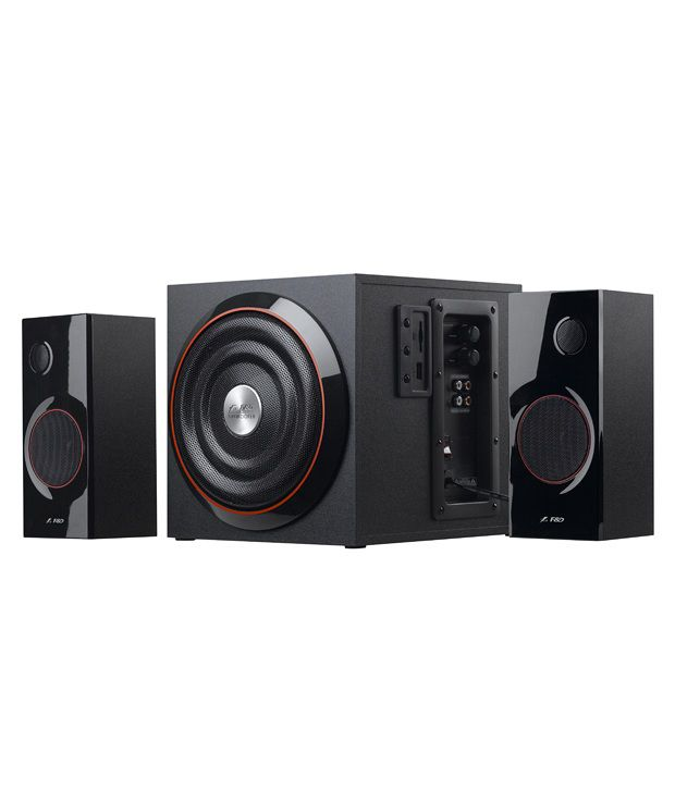 F&D A333U 2.1 Multimedia Speakers