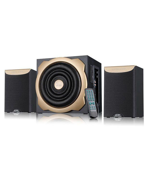 F&D A520U 2.1 Multimedia Speaker