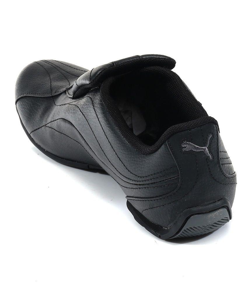 ... Puma Black Smart Casuals Shoes ... 4365ae8b4