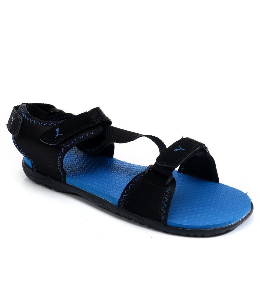 Black sandals online - Puma Sandals Online