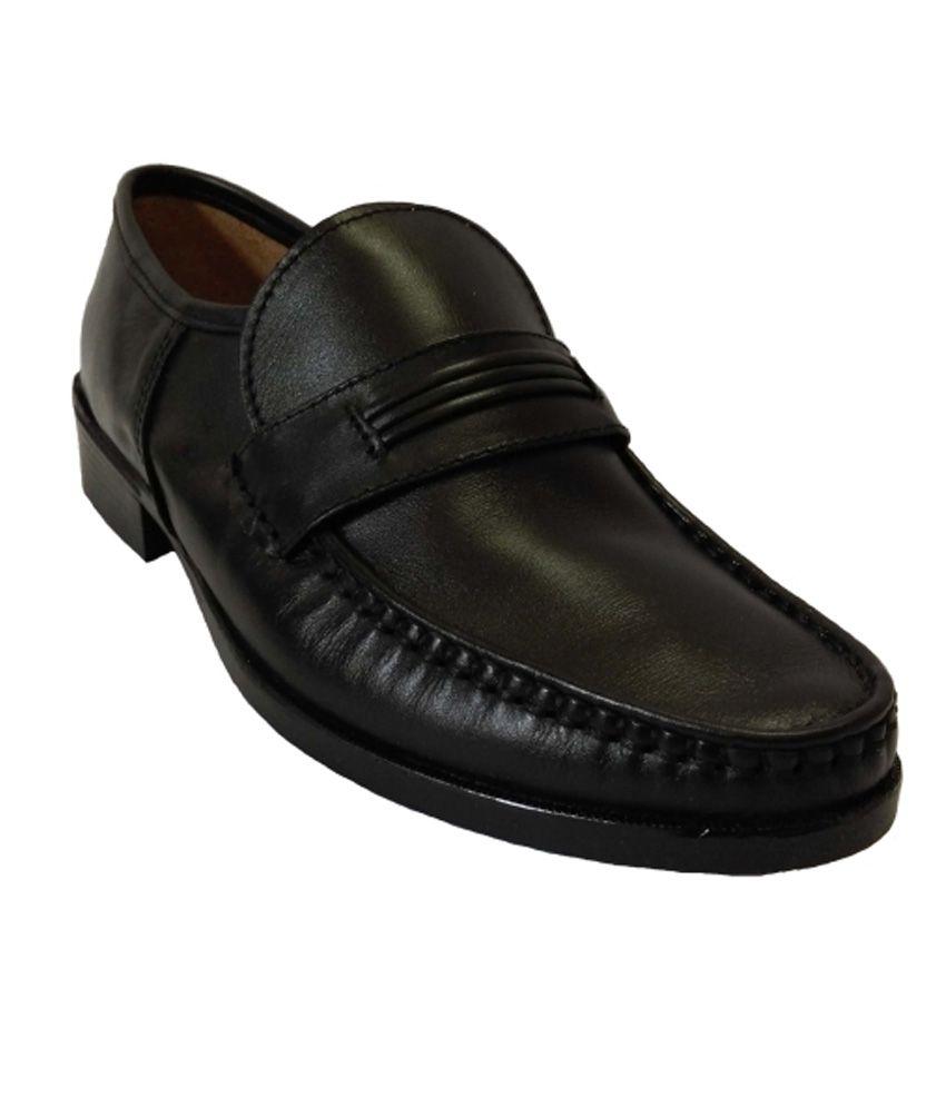 90cf6ec6c2b Bata Black Formal Shoes Price in India- Buy Bata Black Formal Shoes Online  at Snapdeal