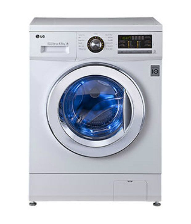LG F1296WDL23 Fully Automatic Front Load 6.5 kg Washing Machine
