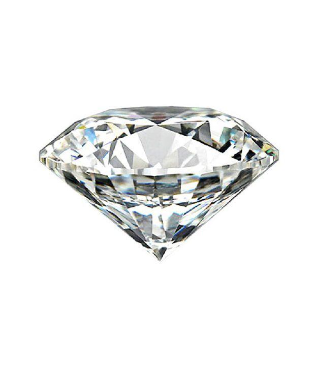 Saloni Jewels 0.01 Ct E Round Brilliant Cut Diamond