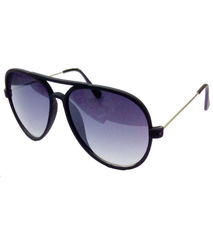 Dark Black Aviator Sunglasses  hrinkar aviator sunglasses black frame dark blue lens with new