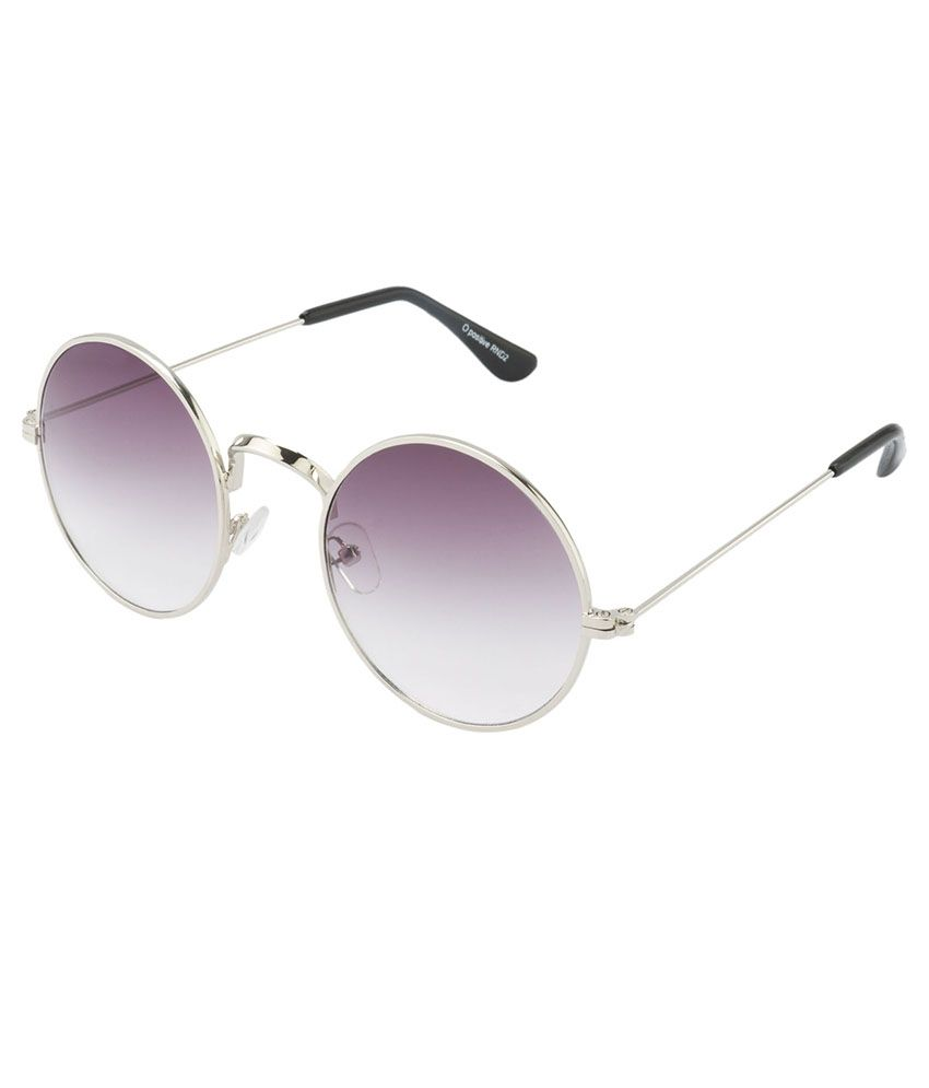 O Positive Rnd2 Medium Unisex Round Sunglasses