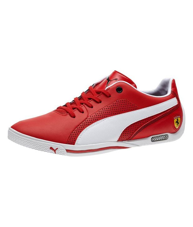 75aaf1626ce Puma Red Driving moc Shoes - Buy Puma Red Driving moc Shoes Online at Best  Prices in India on Snapdeal