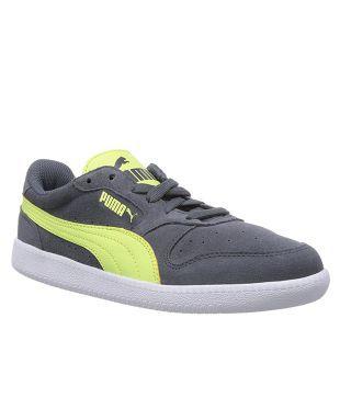 puma icra trainer green