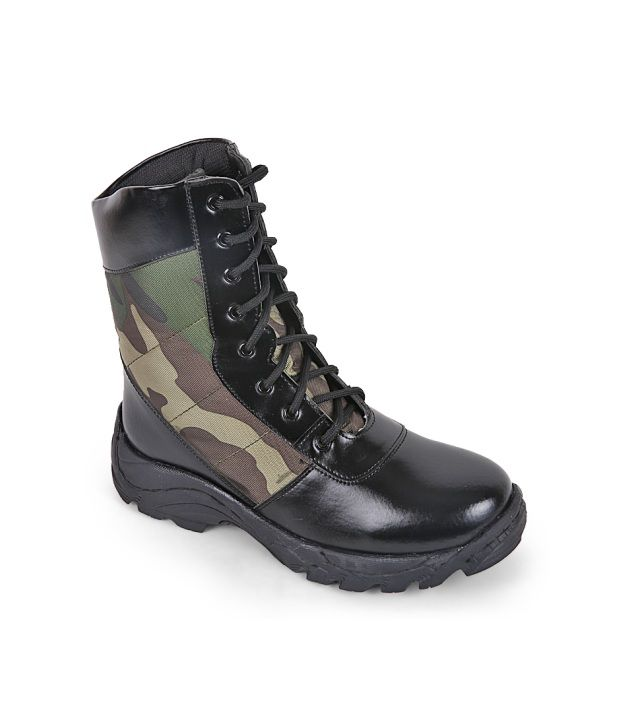 Armstar Tpr Camouflage High Ankle Boot