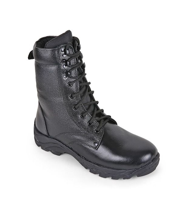 Armstar Tpr High Ankle F/l Boot
