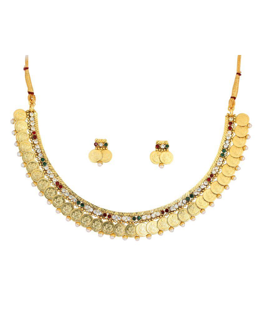 Touchstone Splendid Antique Necklace Set