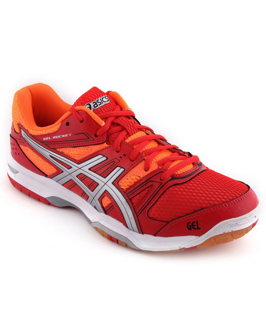 5121043a57bb Asics Men Catchy Indoor Sports Shoes Gel-Rocket 7 - Buy Asics Men Catchy Indoor  Sports Shoes Gel-Rocket 7 Online at Best Prices in India on Snapdeal