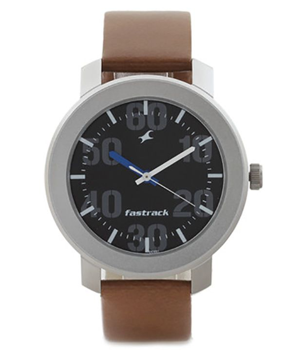 Fastrack 3121sl01 men 39 s watch buy fastrack 3121sl01 men for What watch to buy