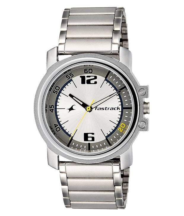 5496650ca7d Fashion Upgrades 3039SM05 Silver Analog Men s Watch - Buy Fashion Upgrades  3039SM05 Silver Analog Men s Watch Online at Best Prices in India on  Snapdeal