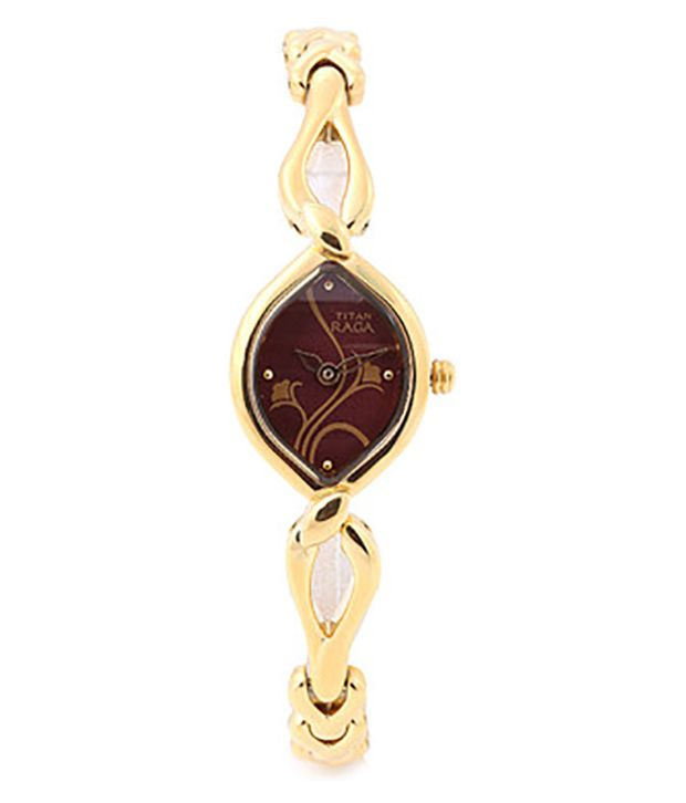 Titan raga watches for women with price