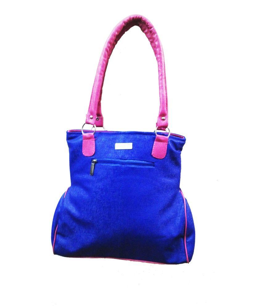 bags bucks royal blue with pink shoulder bag buy