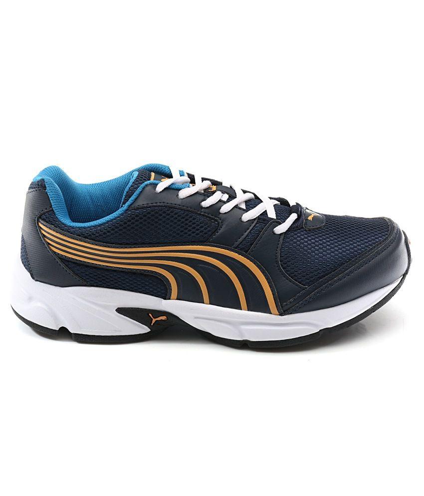 db93d50cf00 Puma Strike Dp Navy Blue Running Shoes - Buy Puma Strike Dp Navy ...