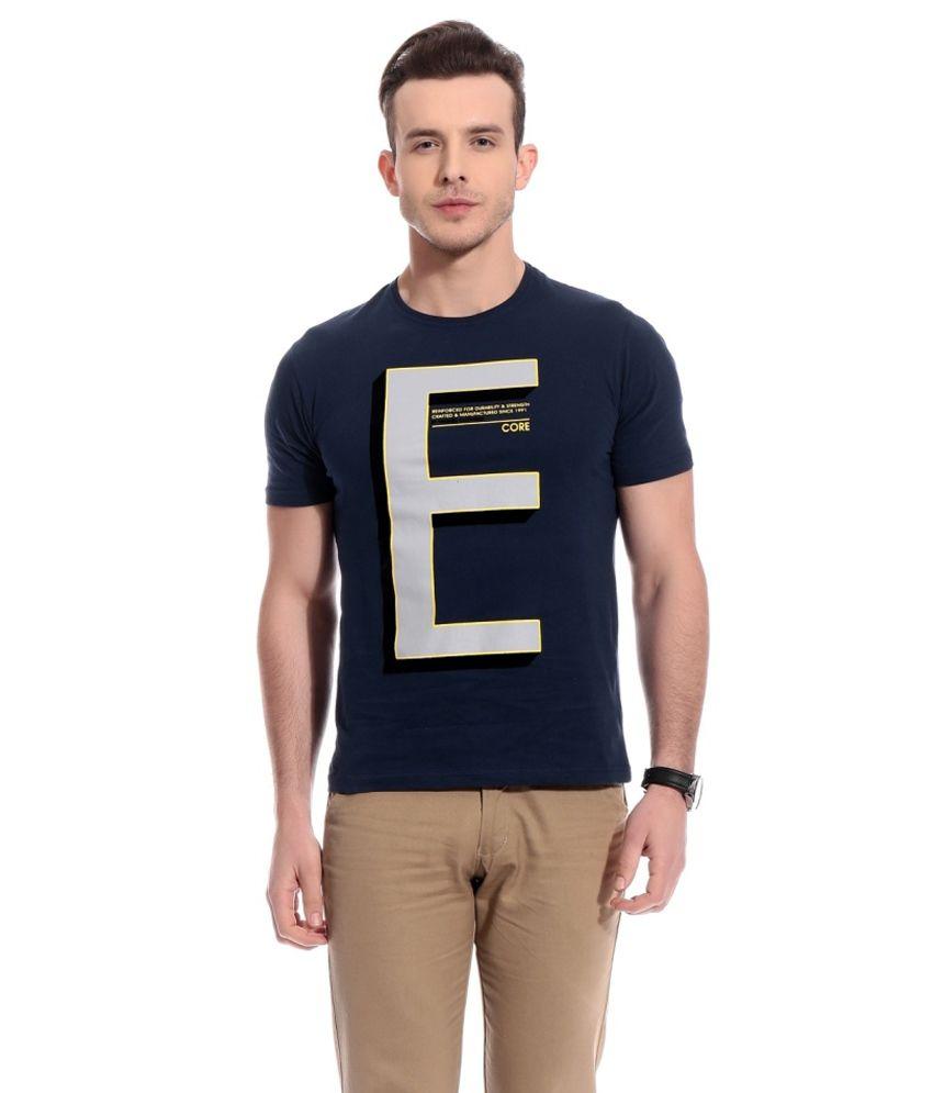 TAB91, Men's Round Neck T-shirt