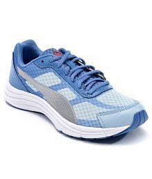 Puma Expedite Blue Sports Shoes