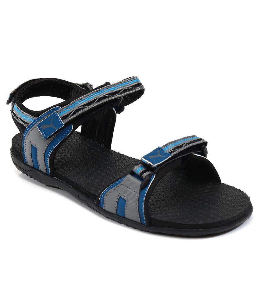 Puma Nova Gray Blue Floater Sandals - Buy Puma Nova Gray Blue Floater  Sandals Online at Best Prices in India on Snapdeal 4c7d5d7f2f