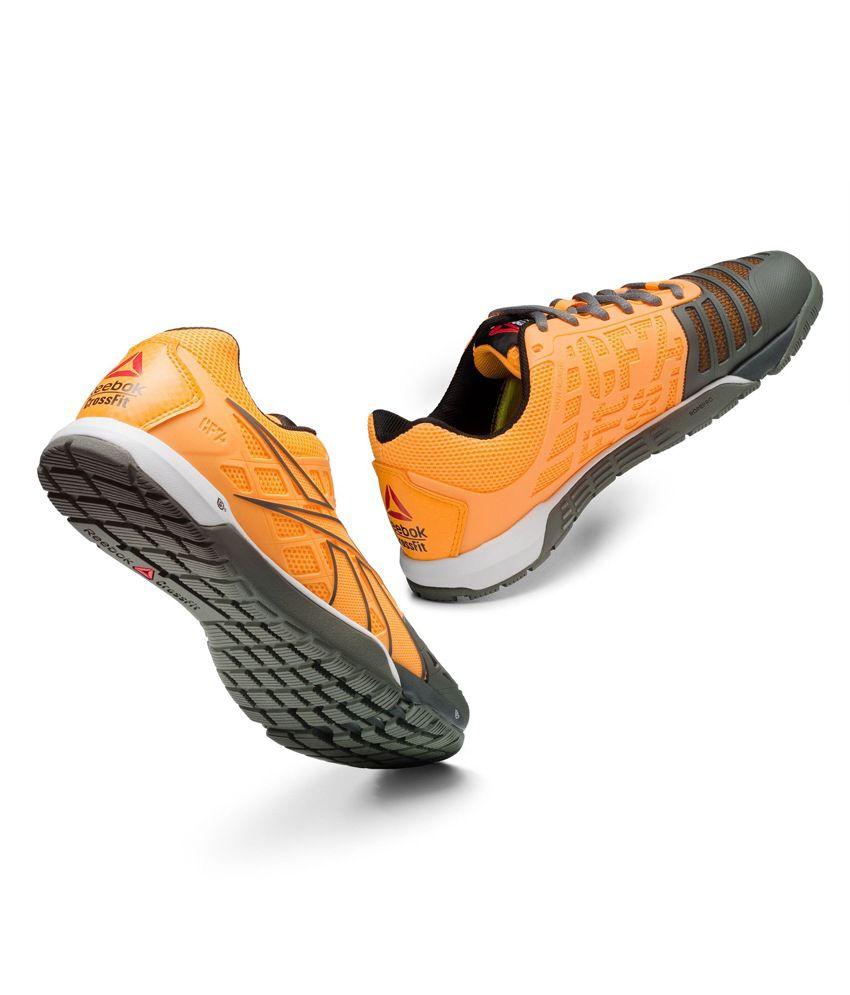 becb3afe19c2 Reebok Crossfit Nano 3.0 Orange Women Sports Shoes Price in India ...