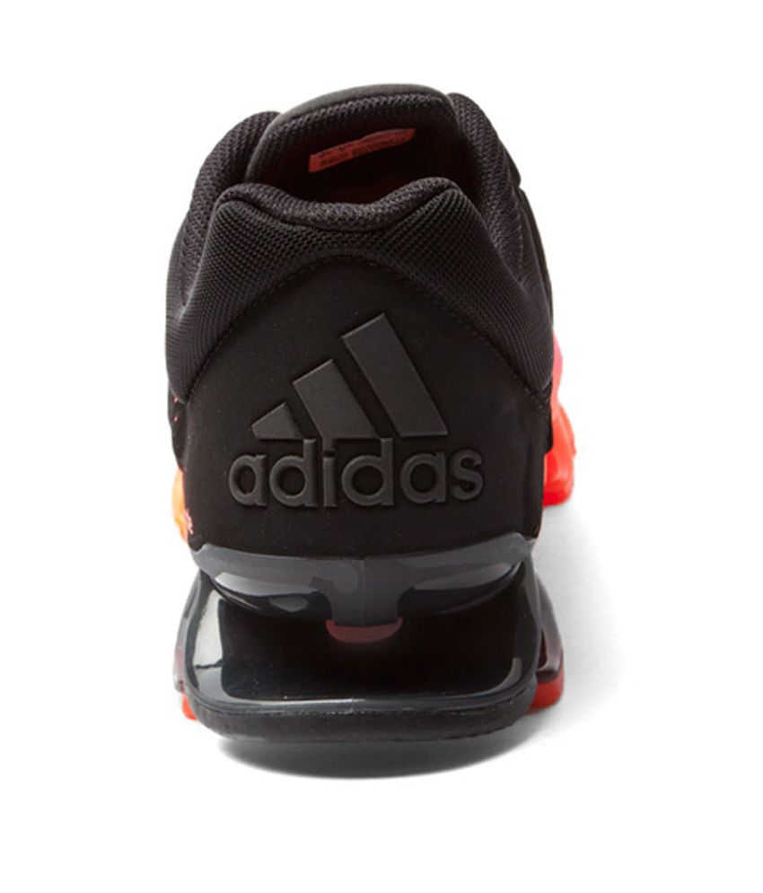 separation shoes d5b6d 613fd ... Adidas Spring Blade Drive Mens Black Sports Shoes ...