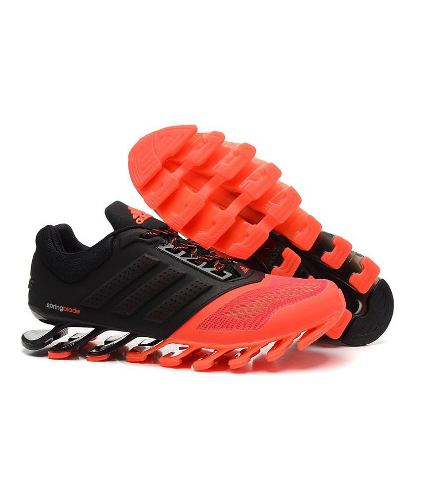 on sale fbcbc 71c98 ... switzerland adidas spring blade drive mens black sports shoes c79e9  17f3f