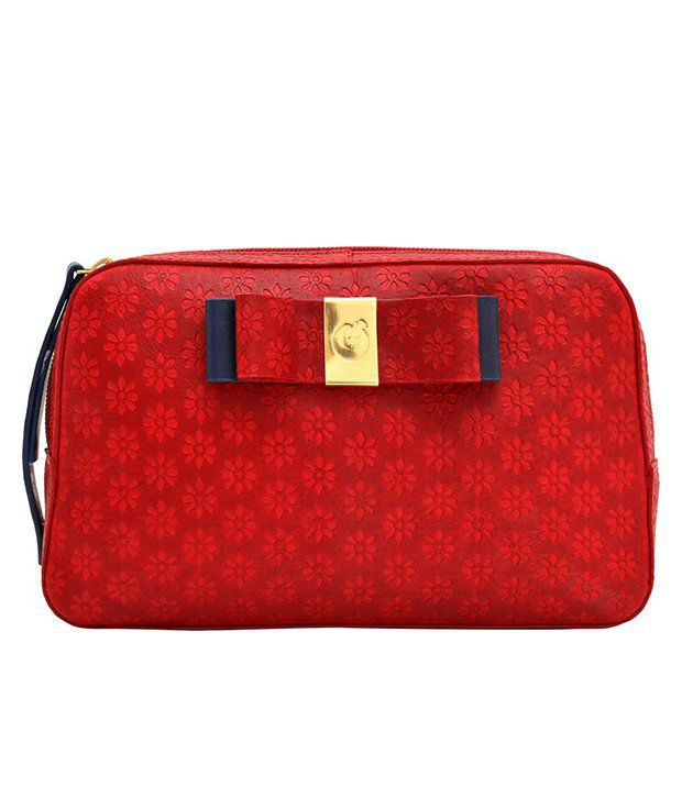 Holii BALLET 04 Red Clutch