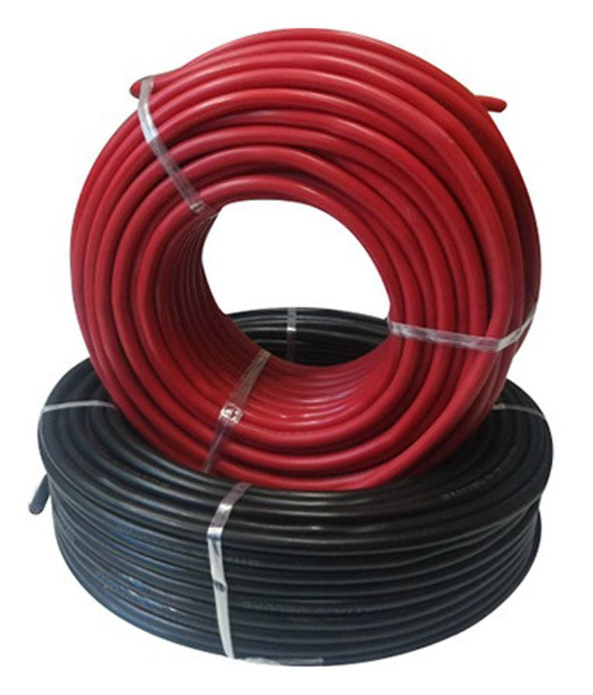 Buy Bhatia Cable House Multicolor PVC insulated copper wire Online ...