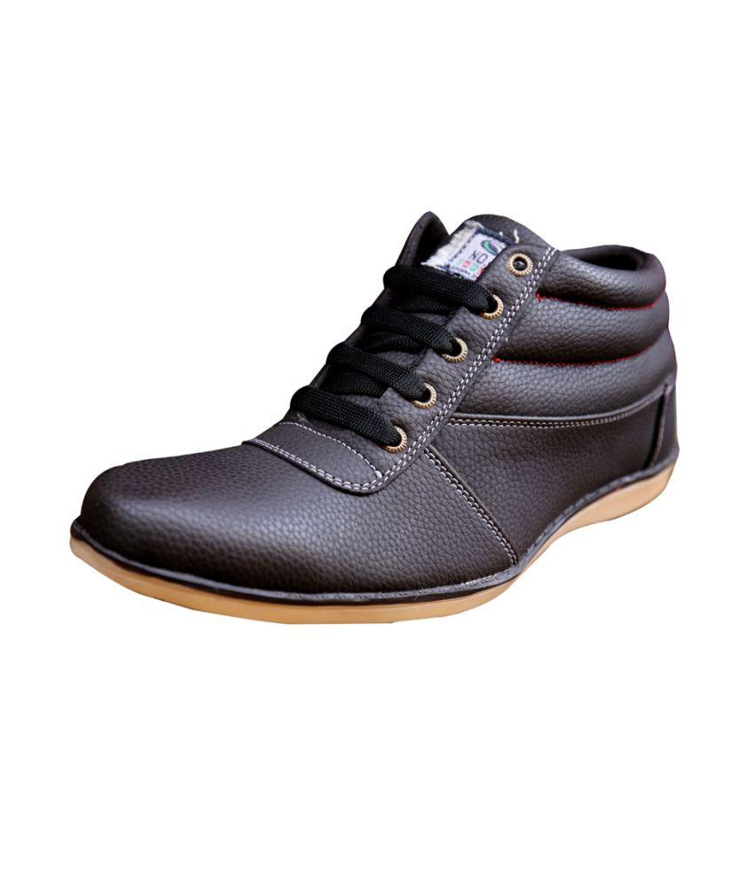 Black Oxford Shoes Pm
