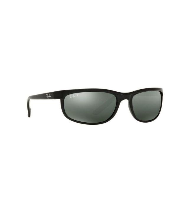 12de42b061 Ray-Ban RB2027 601 W1 PREDATOR 2 Black   Grey Sunglasses - Buy Ray ...