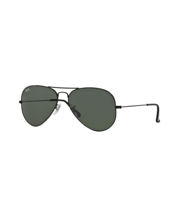 3b25832217 Ray-Ban Black Aviator Sunglasses (RB3025 L2823 58-14) - Buy Ray-Ban Black  Aviator Sunglasses (RB3025 L2823 58-14) Online at Low Price - Snapdeal
